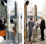 Высокотемпературные дымоходные системы для промышленных объектов HP 5000