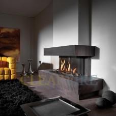 Керамический дымоход для газового камина
