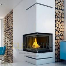 Керамический дымоход для дровяных и пеллетных каминов