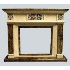 Портал (мраморный камин) Kobok Бордо