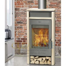 Печь - камин FirePlace PARIS K beige