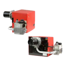 F.B.R. (Ф.Б.Р.) Комбинированая горелка  K 7/2 TL + R. CE-CT D65-FS65