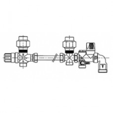ACV (АЦВ) Комплект быстрого монтажа для бойлера.