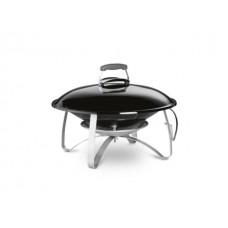 Угольный гриль WEBER Fireplace, черный