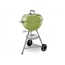 Угольный гриль WEBER One-Touch Original 47 см, зеленый